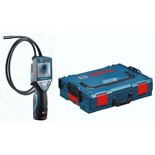 Bosch kamera inspekcyjna gic 120c 1 x 1,5ah + l-boxx (3165140817929)