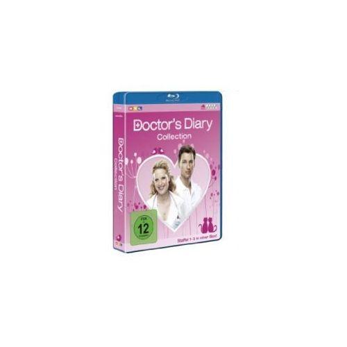 Doctor's Diary, Komplettbox, Staffel 1-3, 4 Blu-rays