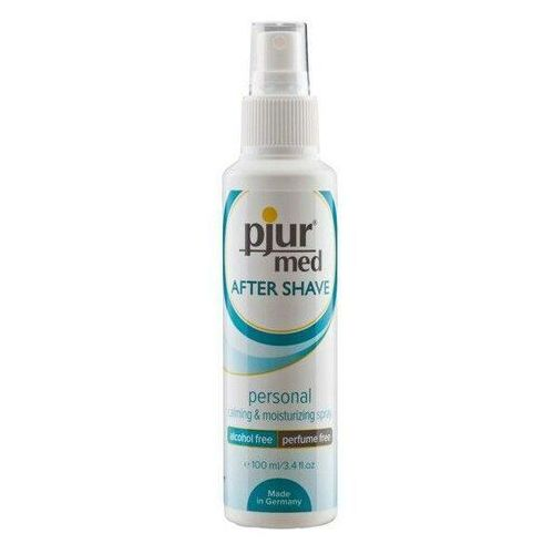 Spray po depilacji pjur med after shave 100ml   100% dyskrecji   bezpieczne zakupy marki Pjur (ge)