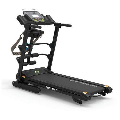 Eb fit w500 - bieżnia elektryczna z masażerem