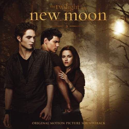 Różni Wykonawcy - New Moon - The Twilight Saga (Księżyc w nowiu) (OST) (0075678965692)