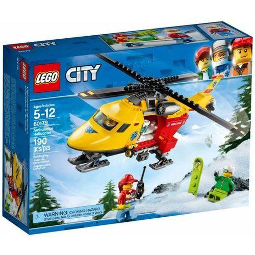 City helikopter medyczny marki Lego polska