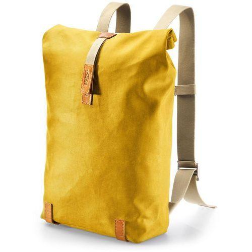 pickwick canvas plecak 26l żółty 2018 plecaki szkolne i turystyczne marki Brooks