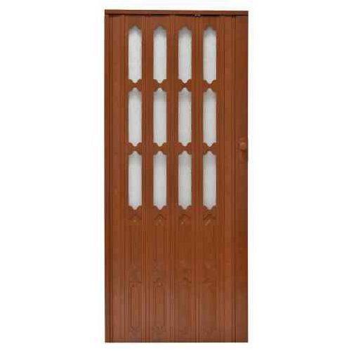 Drzwi Harmonijkowe 007 Calvados Mat 86 cm