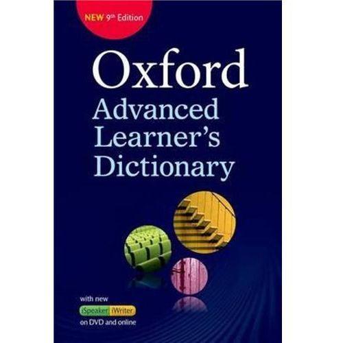 Oxford Advanced Learners Dictionary 9 ed/DVD gratis op.mk/ (1796 str.)