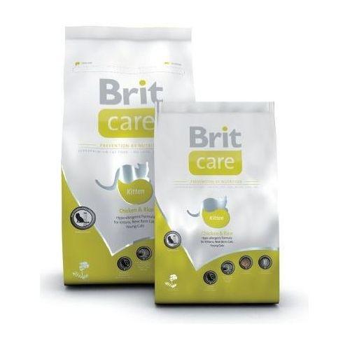 Brit  care cat kitten karma dla kociąt