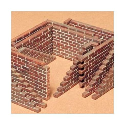 Tamiya Ceglany mur