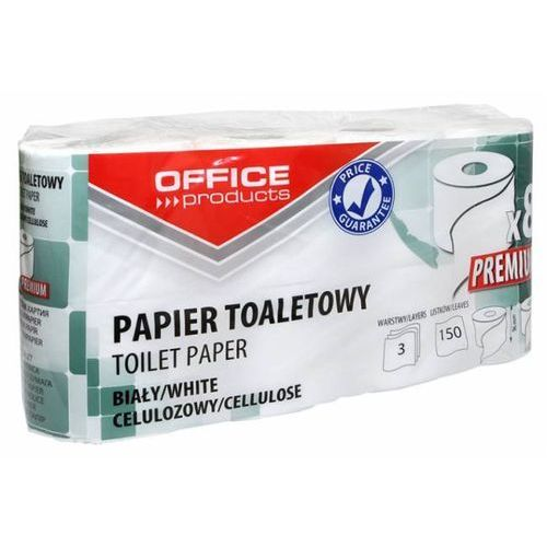 Papier toaletowy 3W celuloza 15m biały (8) - X01422 - sprawdź w wybranym sklepie