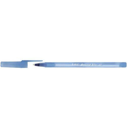 Długopis round stic 921403/60szt. niebieski marki Bic