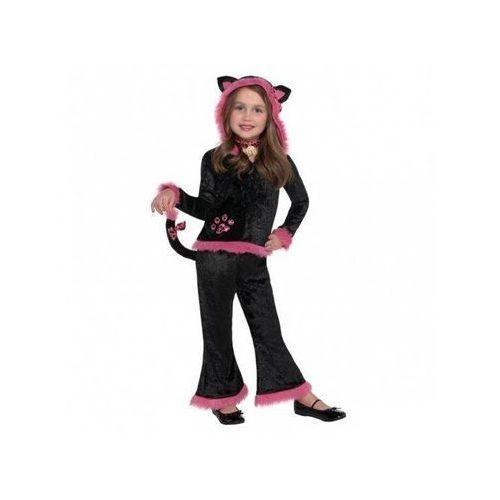 Amscan Kostium słodki kotek dla dziewczynki - 5/7 lat (116) (0013051501037)
