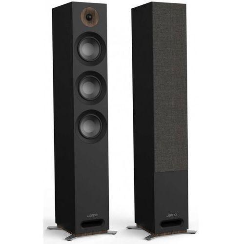 Kolumny głośnikowe JAMO S-809 Czarny + Zamów z DOSTAWĄ JUTRO! + DARMOWY TRANSPORT!