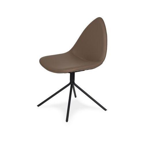 Krzesło ZANNA brąz DC-14683.BR - King Home - Sprawdź kupon rabatowy w koszyku