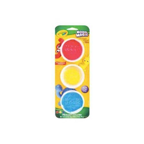 Magiczna modelina kolory podstawowe marki Crayola