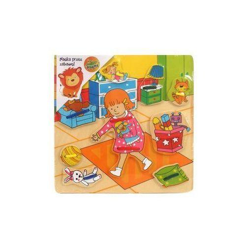 Układanka drewn. sznurowana. Pokój dziewczynki BRIMAREX (1567949) (5907791567949)