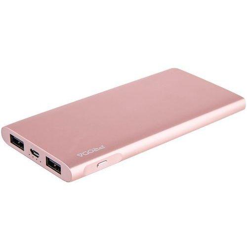 REMAX PowerBank PPP-13 Kinzy 10000 mAh, różowy (8595642240546)