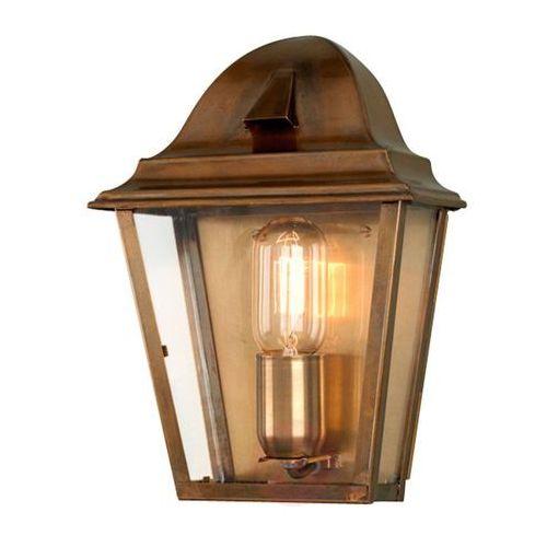 Mosiężna lampa zewnętrzna St. James Brass
