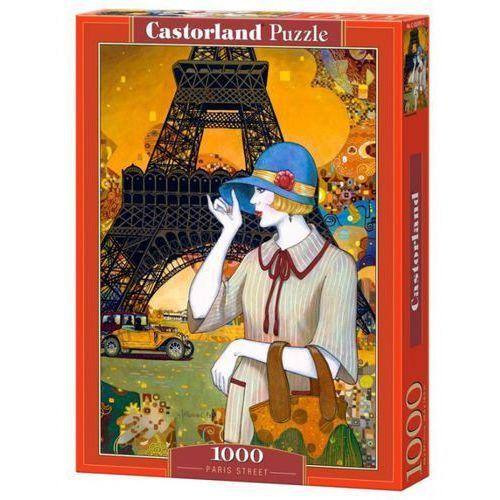 1000 ELEMENTÓW Ulica Paryża (gra planszowa)