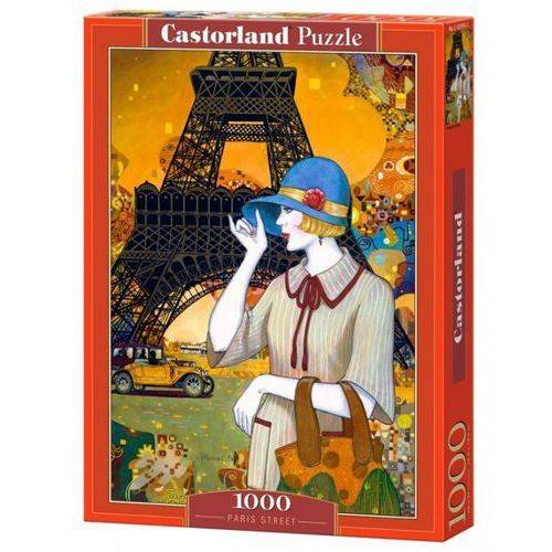 Castor 1000 elementów ulica paryża
