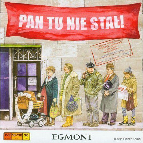 Pan tu nie stał! marki Egmont