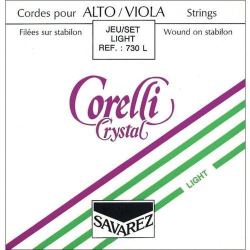 (634552) corelli struny do altówki crystal forte 731f marki Savarez