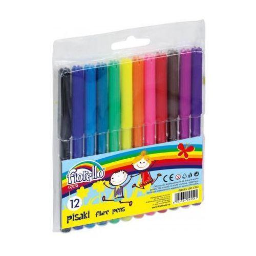 Fiorello Flamastry 12 kolorów (5903364245542)