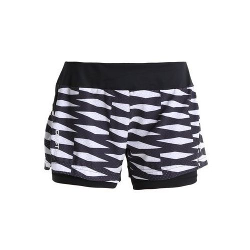 Craft breakaway shorts krótkie spodenki sportowe trellis black