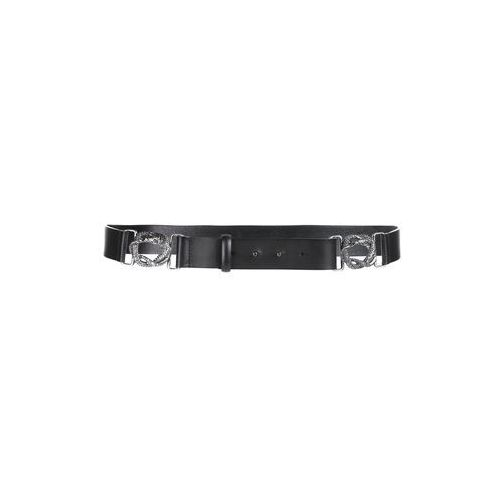 Just cavalli pasek czarny 85 cm (8053854977983)