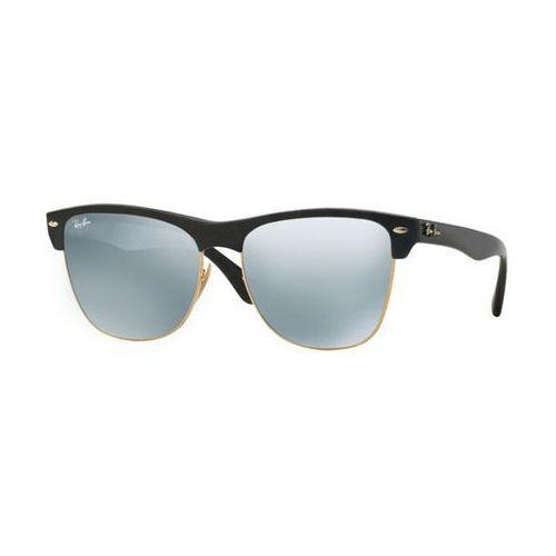 Okulary słoneczne rb4175 clubmaster oversized flash lenses 877/30 marki Ray-ban
