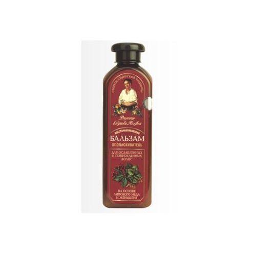 Eurobio lab Babuszka agafia balsam do włosów regenerujący 350ml