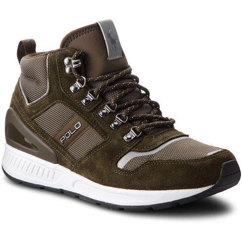 Sneakersy POLO RALPH LAUREN - Train100 809712534007 Dp Olv/Olv