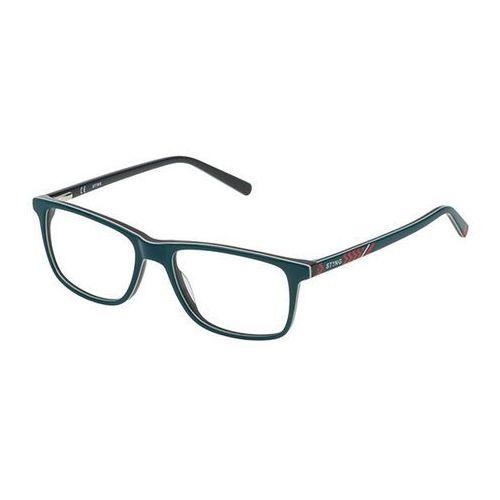 Okulary korekcyjne vsj636 kids 0gbd marki Sting