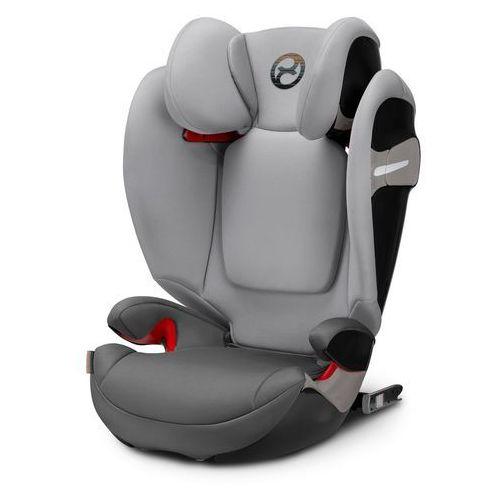 Cybex gold fotelik samochodowy solution s-fix manhattan grey-mid grey (4058511252728)