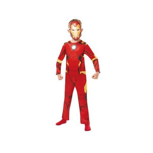 Kostium iron man dla chłopca - roz. l marki Rubies