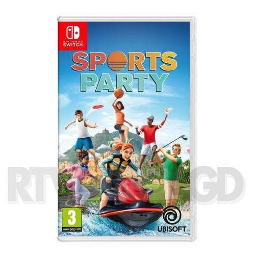Ubisoft Sports party nintendo switch (3307216079514)