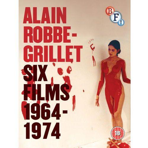 Alain Robbe-Grillet - Six Film Collection (1964-1974), kup u jednego z partnerów