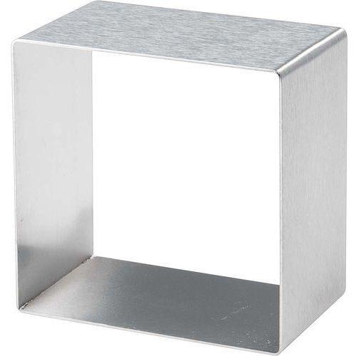 Stalgast Forma do modelowania, kwadratowa, 80x80x45 mm | , 528050