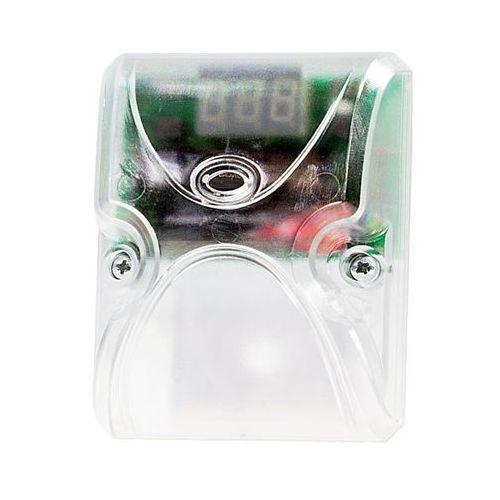 Radiowy czujnik oświetlenia i temperatury rcl-02 marki Zamel