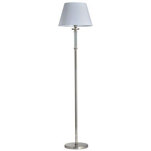 Lampa podłogowa SIENA F01322WH NI - Cosmo Light (5902115963322)