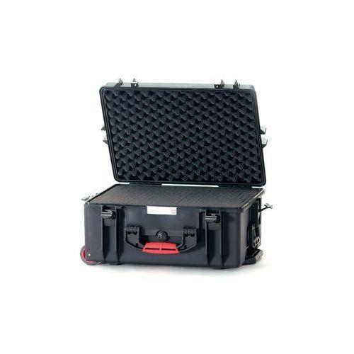 kufer transportowy 2600cw z kółkami, uchwytem i pianką + torba gratis marki Hprc