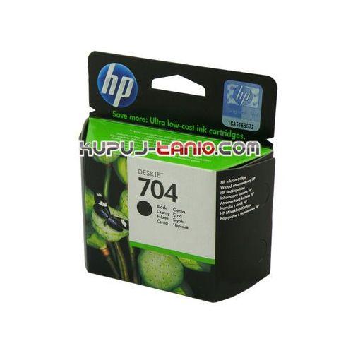 HP Inc. Tusz nr 704 Czarny CN692AE, kolor Czarny