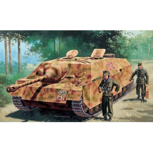 Italeri sd.kfz.162 jagdpz.iv ausf.f l/48
