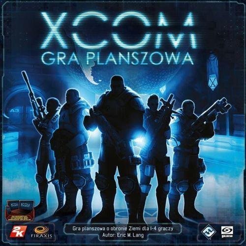 Xcom - gra planszowa marki Galakta