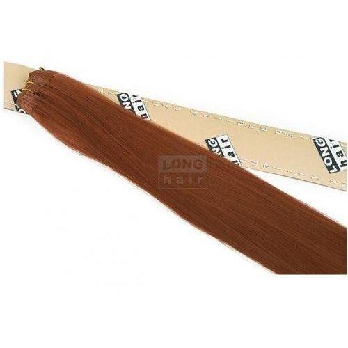 Włosy na zgrzewy syntetyczne - kolor: #130 - 20 pasm marki Longhair