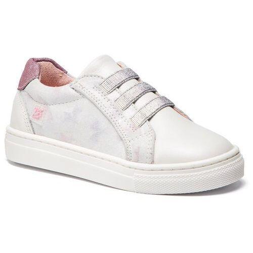Sneakersy GARVALIN - 192610 B-Blanco Y Mariposas, kolor szary