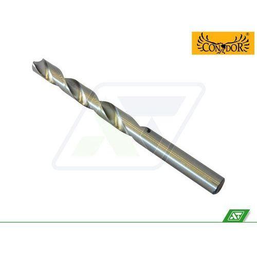 Wiertło do metalu Condor 12.0 HSS długie