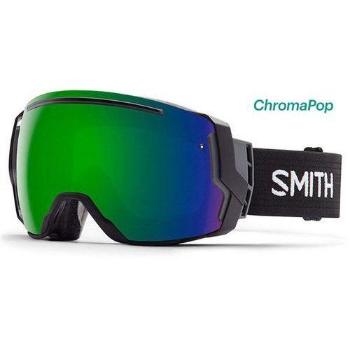 gogle snowboardowe SMITH - I/O 7 Black Chromapop_Sun (ZW9-99MK)