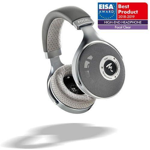 FOCAL CLEAR - audiofilskie słuchawki nagłowne | Zapłać po 30 dniach | Gwarancja 2-lata