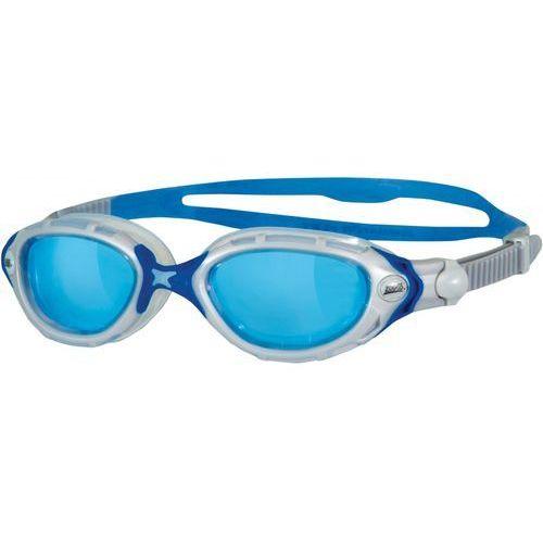 Zoggs Predator Flex Okulary pływackie niebieski/biały - sprawdź w wybranym sklepie