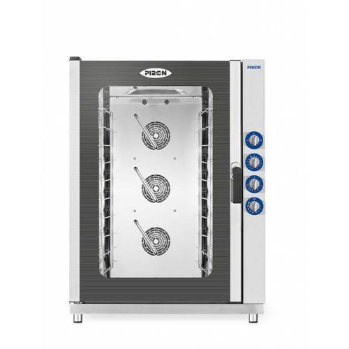 Piec konwekcyjno-parowy | elektryczny | 400V | 10 x GN1/1