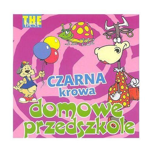 Czarna krowa - the best - domowe przedszkole (płyta cd) marki Agencja artystyczna mtj